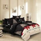 Christmas 3pc Bedding Set:1 Duvet Cover & 2 Pillow Shams Full/Queen/King