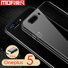 Oneplus 5 soft TPU Crystal clear transparent case Oneplus5 Ultra-thin back cover