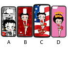 Betty Boop Phone Case For iPhone and Samsung Galaxy $14.99 USD