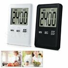 Digital Timer Reminder Alarm LCD Cooking Clock Kitchen Large Count-Down Up