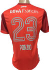 RIVER PLATE AWAY SOCCER JERSEY 2017-2018 PONZIO 23 image