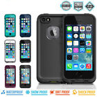 For Apple iPhone SE 5s 5 Fre Waterproof Phone Case Shockproof cover