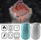 5000mAh Pocket Heater Hand Warmer Electric Rechargeable Phone Power Bank Charger