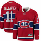 Reebok Brendan Gallagher Montreal Canadiens Red Home Premier Player Jersey