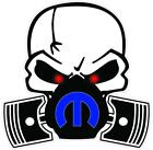Mopar Skull Vinyl Decal Sticker Car Truck Laptop Dodge Charger Ram Challenger $5.5 USD on eBay