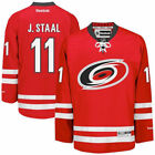 Jordan Staal Carolina Hurricanes Reebok Youth Red Home Premier Jersey NHL