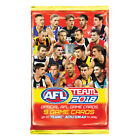 OFFICIAL AFL TEAMCOACH 2018 GAME CARDS **BRAND NEW AND SEALED**