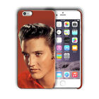 Elvis Presley Singer The King iPhone 4S 5 5S 5c 6S 7 8 X XS Max XR Plus Case n3