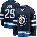 Fanatics Branded Patrik Laine Winnipeg Jets Navy Breakaway Player Jersey NHL