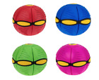 Novelty Magic Frisbee Flying UFO Flat Ball Throw Disc Kids Outdoor Toy Park Game