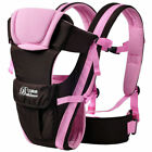 New Comfy BethBear 0-3 Year Breathable Front Facing Baby Carrier Infant Backpack