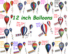 "12"" Hot Air Balloon Wind Spinners   by Primier Design"