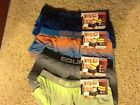 2 Equipo Brazilian Trunks Stripe Pattern Men New Tags Various Colors