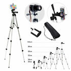 Portable Professional Adjustable Camera Tripod Stand Cell Phone Mount Holder фото