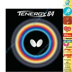 █EZBOX SPORTS█ Butterfly Table Tennis Rubber Tenergy 64 (Black/Red) 2.1mm