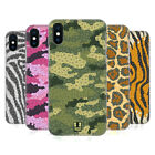 HEAD CASE DESIGNS FLORAL CAMO PRINT HARD BACK CASE FOR APPLE iPHONE PHONES