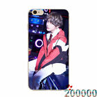 KPOP BTS Bangtan Boys Soft TPU Phone Case Cover For iPhone X 6 6s 6 7 8 Plus