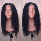 Glueless Virgin Human Hair Wigs Full Lace Front Wigs For Black Women Baby Hairs