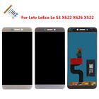 For Letv LeEco Le S3 LCD Display Touch Screen Digitizer For LETV X622 X626 X522