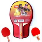 1Pair Professional Ping Pong Table Tennis Racket Paddle Bat With Long Handle Hot