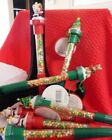 Christmas  NOVELTY  LIGHT-UP PEN with lollies