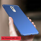 Luxury Slim Shockproof Matte Hard Back Case Cover For Huawei GR5 2017