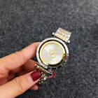 New Luxury Women's Stainless steel quartz Wristwatch Simple Watch Pandor