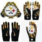 Nike NFL Pittsburgh Steelers Winter Cold Weather Gloves Great Man Men Hot Gift on eBay