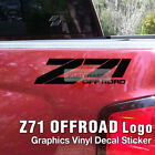 Z71 Offroad Logo Bedside Graphics Vinyl Decal Sticker 2P For CHEVROLET Silverado