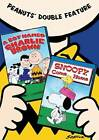 New ~ Peanuts Double Feature: Snoopy Come Home and A Boy Named Charlie Brown NIP