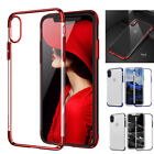 Baseus iPhone X 8 7 Case Ultra Slim Hybrid Clear Shockproof Hard Cover For Apple