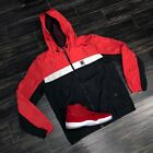Jacket to match Jordan Retro 11 Win Like 96 Sneakers. E Track Jacket-Black