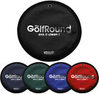 GolfRound Towel Pocket Golf Ball Cleaner Cloth | Golf Round - CHOOSE COLOR!
