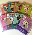 Animal Crossing Amiibo Cards Series 3 NA US You Choose & Pick Nintendo