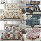 Jessica 3-Piece Glory Home Designs Reversible Quilt & Shams image