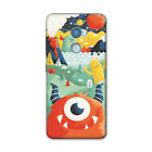 Silicone HTC One Soft Cover X10 5.5 Skin Scenery Painting Phone Protector Cases