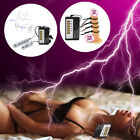 New Multi-function Electric Climax E-Stim Pulse Machine Shocking Plug Kits