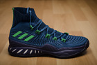 NEW! adidas CRAZY EXPLOSIVE PRIMEKNIT Andrew Wiggins Navy Blue Shoes BY4468 PE