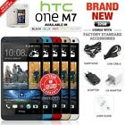 red htc - New Factory Unlocked HTC One M7 Black Blue Red Gold Silver 32GB Android Phone
