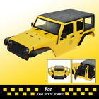 RCAIDONG 1/10 Rock Jeep Hard ABS Body 313mm With Interior For Axial SCX10 RC4WD