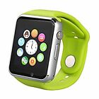 Gift men women boy girl holiday birthday A1 Bluetooth Smart Watch for android
