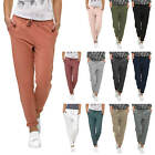 Only Damen Freizeithose Anzughose Stoffhose Comfort Fit Chinos Color Mix %