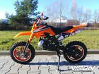 Dirt Bike 49 cc Mini 49ccm Pocketbike Pocket Dirtbike Cross Kinder Motorrad Quad
