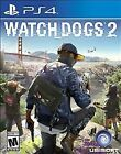 Watch Dogs 2 (Sony PlayStation 4, 2016) Brand New! Watchdogs