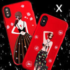 For iPhone X Edition Case MOFI Hard PC Back Cover gift for GF Princess Series