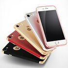 for iPhone 5s SE 6S Plus 7 7 Plus MOFI 3 in 1 frosted shockproof Ultra-thin case