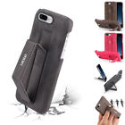 For iPhone 7 8 Plus Case Kickstand Designed Cloth Style Shockproof for iPhone