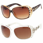 NEW BIFOCAL READING SUNGLASSES GLASSES TINTED FASHION Rhinestone WOMEN STRENGTH on eBay