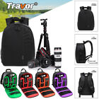 Backpack + Waterproof Case for Camera DSLR Laptop Photography Accessories Bag