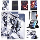 Star Wars The Force AwakensLeather Case Cover For iPad Mini Air2 iPad 2 3 4 HOT $7.99 USD